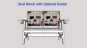 Skull Bench or Rocker Plans