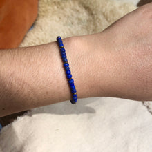 Load image into Gallery viewer, island bracelet (indigo)