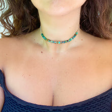 Load image into Gallery viewer, tucson choker (silver)