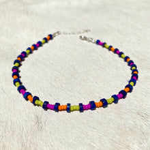 Load image into Gallery viewer, lapis lazuli anklet