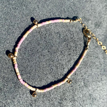 Load image into Gallery viewer, carnival bracelet (lilac)