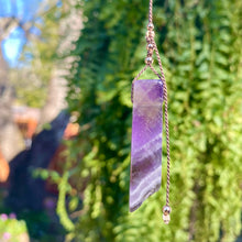 Load image into Gallery viewer, alchemy lariat (amethyst)