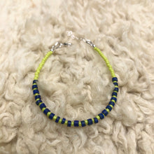 Load image into Gallery viewer, lapis candy bracelet