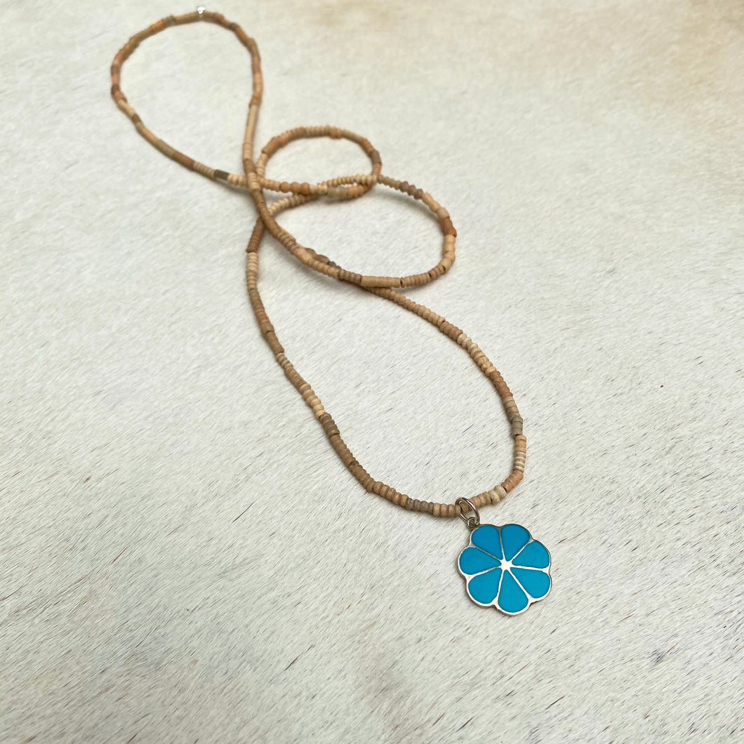 happy trails necklace (vintage / one of a kind)