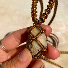 Load image into Gallery viewer, ethiopian opal talisman