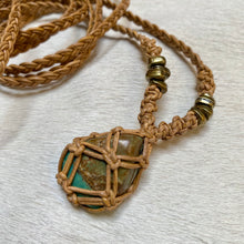 Load image into Gallery viewer, turquoise talisman
