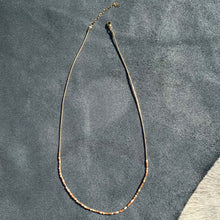 Load image into Gallery viewer, sara necklace (army)