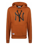 Sweat à capuche homme Ny New Era MLB SEASONAL TEAM Orange