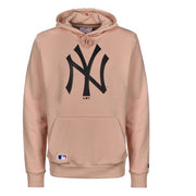 Sweat à capuche homme Ny New Era MLB SEASONAL TEAM Rose