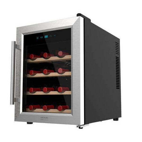 Bar à Vins Cecotec Grand Sommelier 1200 CoolWood 33L