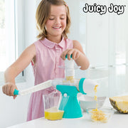 Machine à Jus et Glaces avec Manivelle Juicy Joy