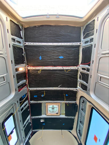Insulation for your van conversion