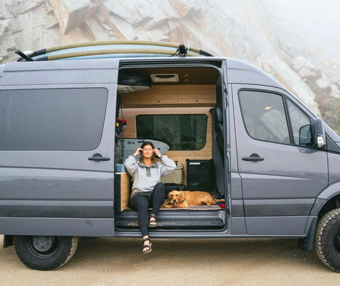 #vanlife - your tiny home on wheels