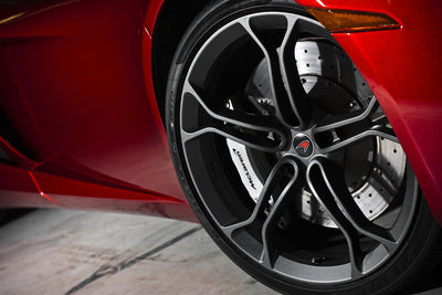 McLaren Stealth Wheel
