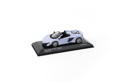 1:43 McLaren 675LT Spider Ceramic Grey