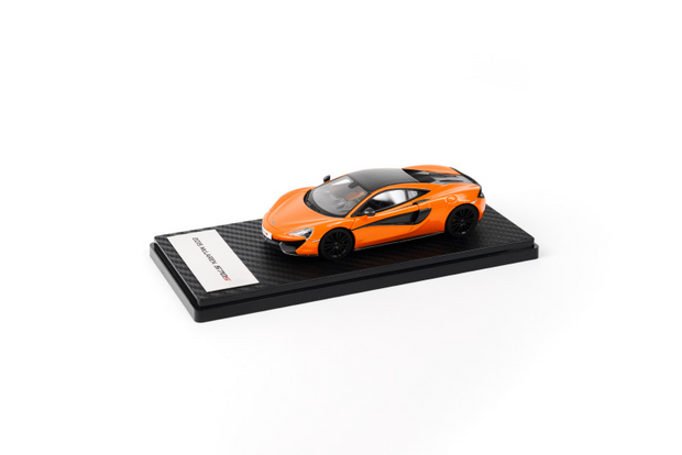 1:43 McLaren 570S Coupe Ventura Orange