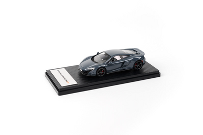 1:43 McLaren 675LT Coupe Chicane Grey