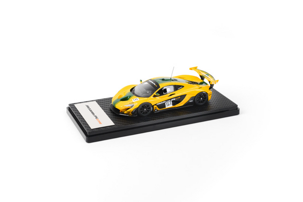 1:43 McLaren P1 GTR Concept Car in Harrods Livery