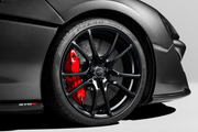 McLaren Sports Series Gloss Black Wheels (Complete Kit)