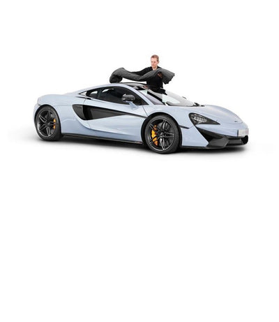 Genuine Mclaren 570S Black Outdoor Car Cover