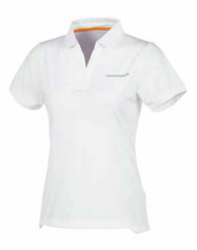 McLaren Women's White Polo Shirt