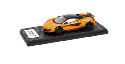 1:43 McLaren 600LT Coupe Mayan Orange