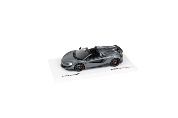 1:43 McLaren 600LT Spider Chicane Grey