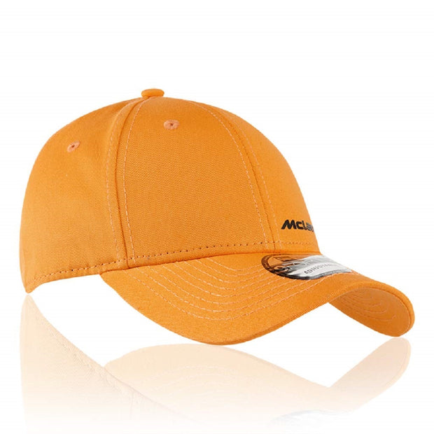 McLaren F1 Logo Hat Orange