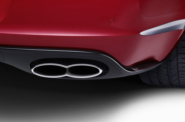 BENTLEY CONTINENTAL V8 SPORTS EXHAUST (ALL BENTLEY GT & GTC V8)