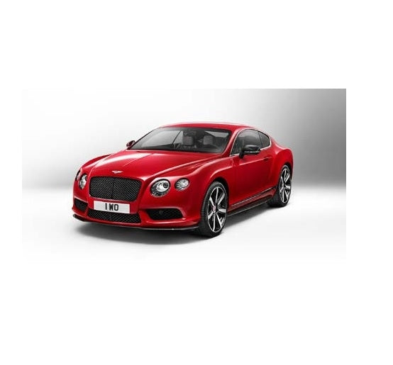 Bentley Continental Series II Blackline Trim Finish Kit