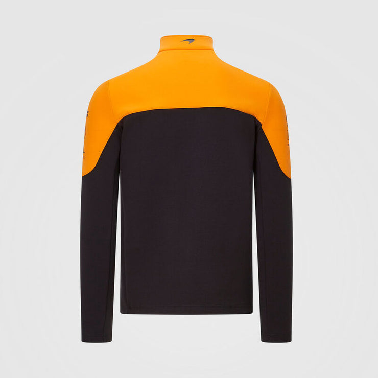 McLaren 2019 Team 1/4 Zip Sweatshirt