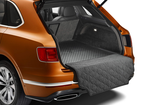 Bentley Bentayga Heavy Duty Boot & Bumper Protector
