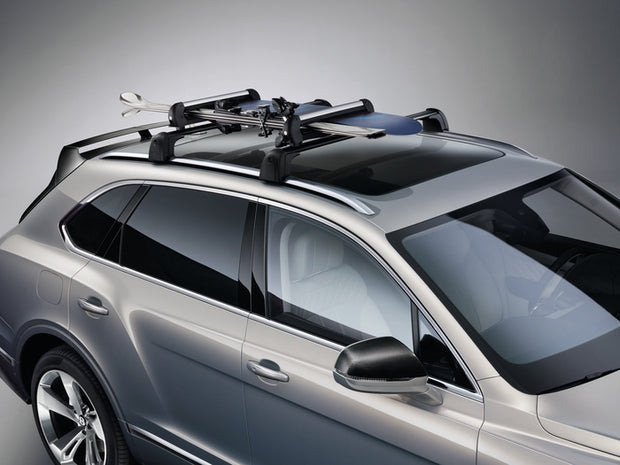 Genuine Bentley Bentayga Ski & Snowboard Carrier