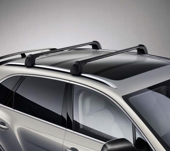 Genuine Bentley Bentayga Roof Cross Bars