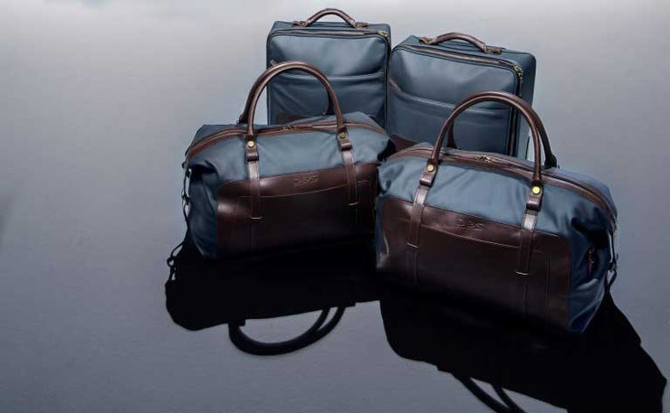 DBS SuperLeggera 4-Piece Luggage Set