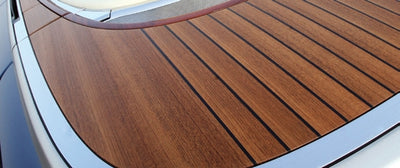 Rolls-Royce Phantom Teak Decking