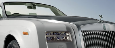 Rolls-Royce Phantom Drophead Coupe Brushed Steel Package