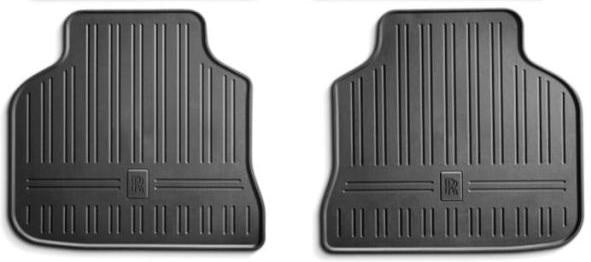 Rolls Royce Ghost All Weather Floor Mats