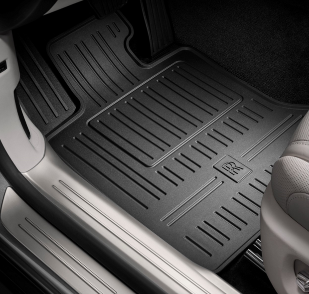Rolls Royce Cullinan All Weather Floor Mats