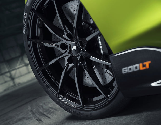 600LT 10-Spoke Ultra Leightweight Wheel Set