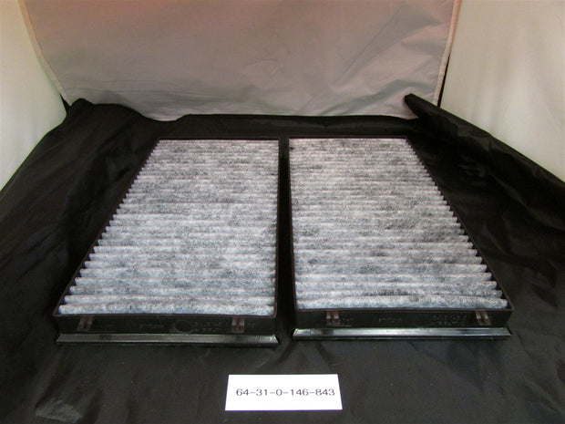 Rolls-Royce Phantom HVAC Microfilter Kit