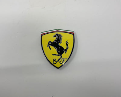 Ferrari Fender Shield