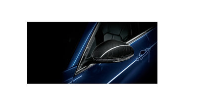 Alfa Romeo Giulia Carbon Fiber Mirror Cover Kit