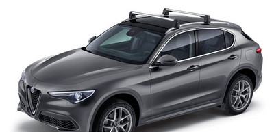 Alfa Romeo Stelvio Roof Rack and Crossrails