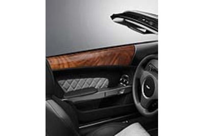 Aston Martin Bamboo Door Cappings