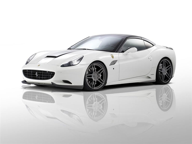 Novitec Carbon Fender Vents - Ferrari California
