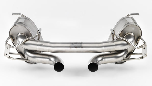 Genuine Ferrari 458 Sport Exhaust Muffler Kit