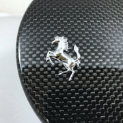 Ferrari 360 Genuine OEM Carbon Fiber Fuel Door Cap