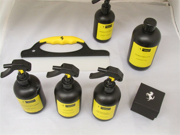 Ferrari Exterior Care Kit