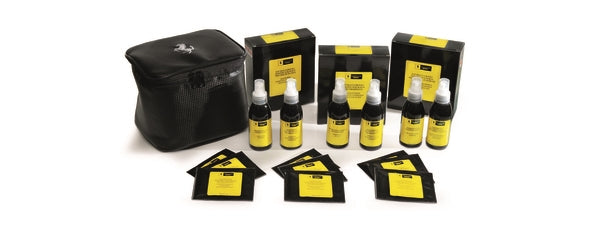 Genuine Ferrari Nanotechnology Treatment Car Care Kit